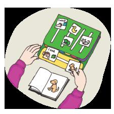 Συστημα Επικοινωνιας Μεσω Ανταλλαγης Εικονων PECS® | Pyramid Educational  Consultants